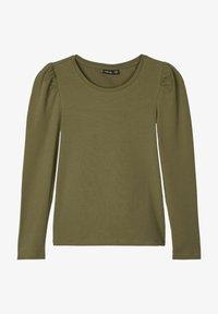 LMTD - Langarmshirt - ivy green - 0