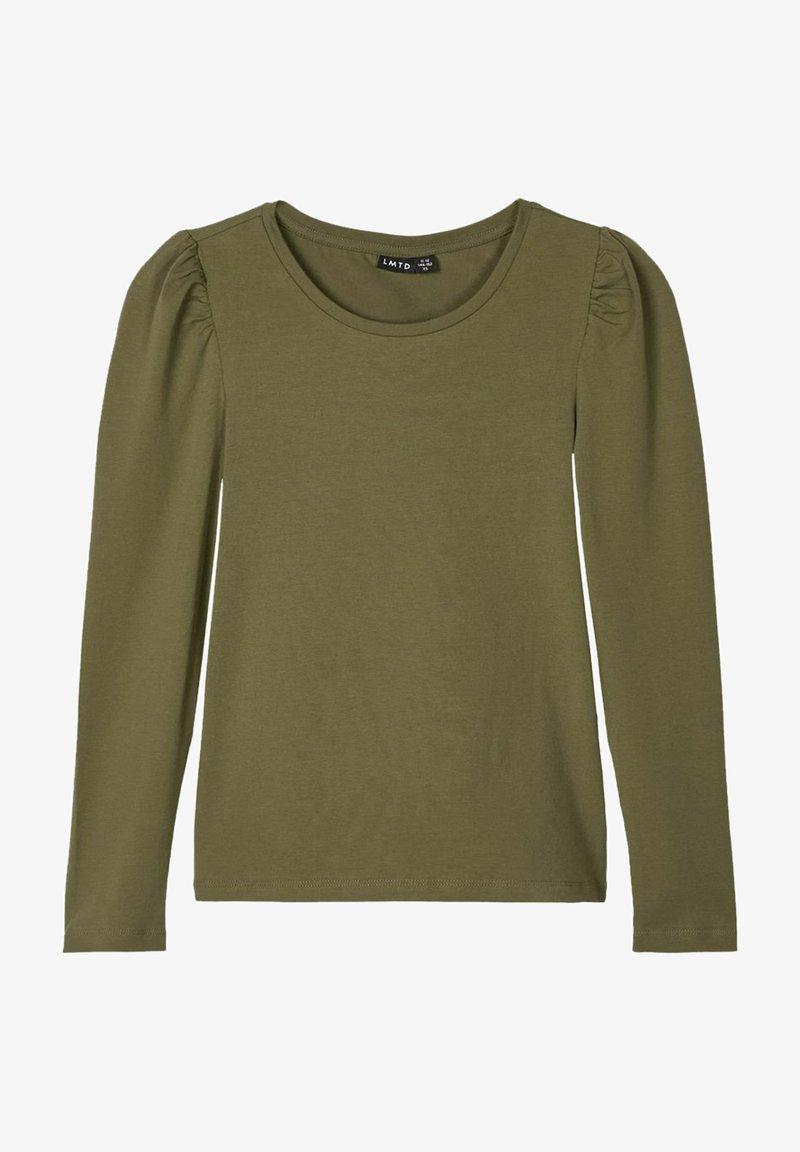 LMTD - Langarmshirt - ivy green