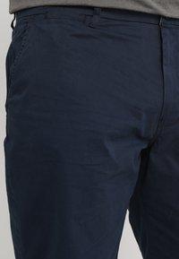 Jacamo - CAPSULE CHINO PLUS - Shorts - navy - 3