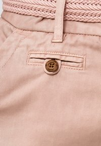 INDICODE JEANS - CASUAL FIT - Shorts - cameo rose - 3