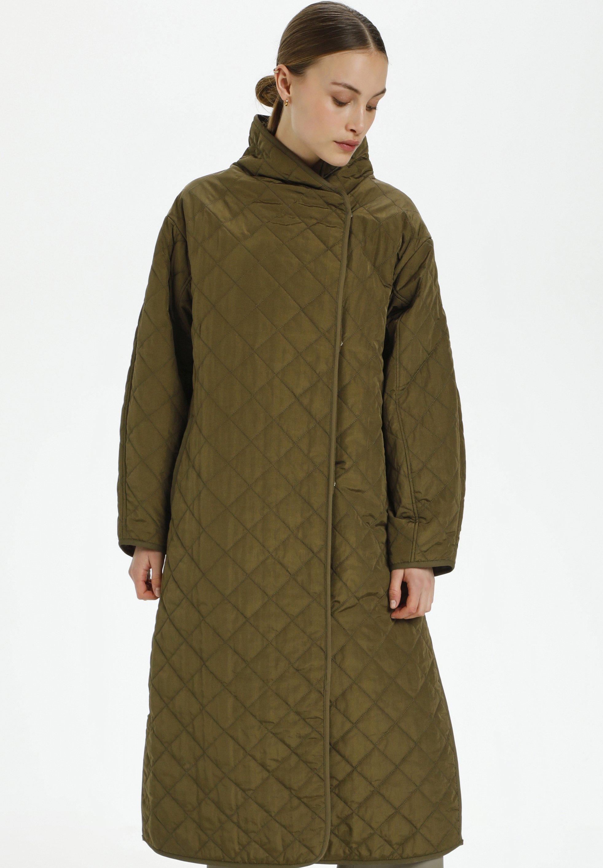 Donna SLUMINA COAT - Cappotto invernale