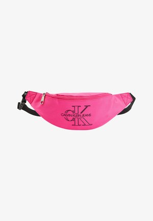 Bum bag - pink glo