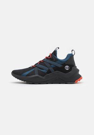 MADBURY OX - Sneakers - black/blue