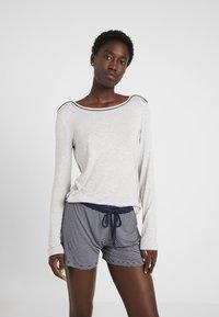 Esprit - JAYLA SINGLE - Pyjama bottoms - navy - 1
