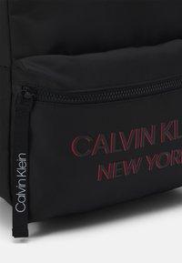 Calvin Klein - CAMPUS UNISEX - Rucksack - black - 3