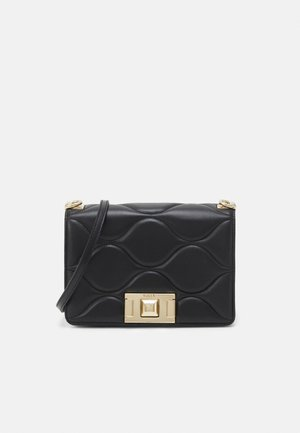MIMI MINI CROSSBODY - Sac bandoulière - nero