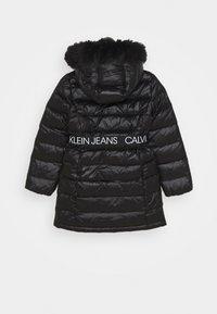 Calvin Klein Jeans - ESSENTIAL LONG - Piumino - black - 1