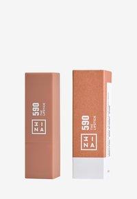 3ina - THE LIPSTICK - Lipstick - 590 intense nude - 2