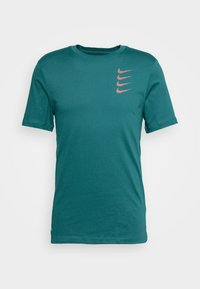 Nike Performance - TEE PROJECT  - T-Shirt print - bright spruce - 4