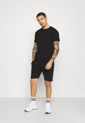 AIM TWINSET - Short - black