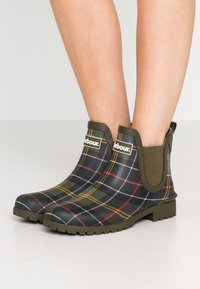 Barbour - WILTON - Wellies - tartan - 0