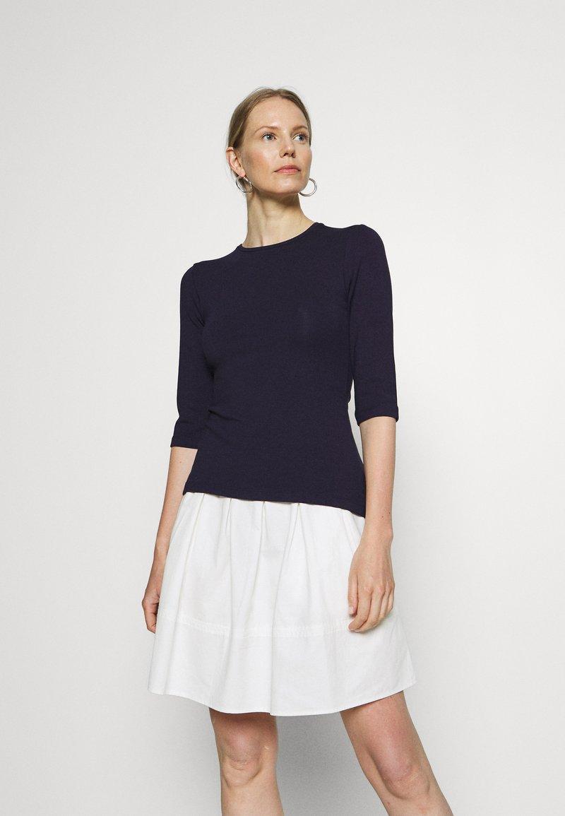 Anna Field - Basic T-shirt - evening blue