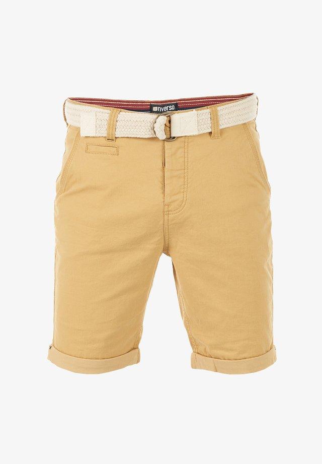 RIVHENRY - Shorts - prairie beige