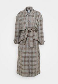 AKNVAS - WILDE - Classic coat - dove - 0