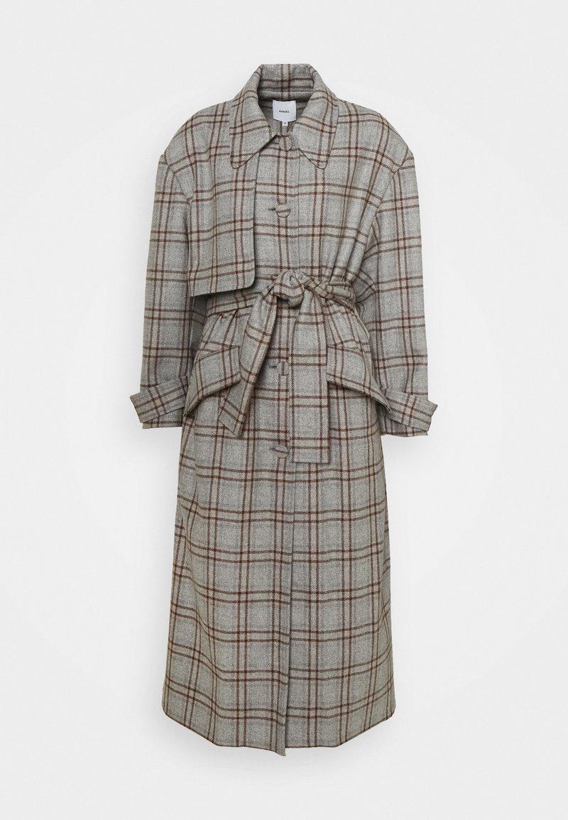AKNVAS - WILDE - Classic coat - dove