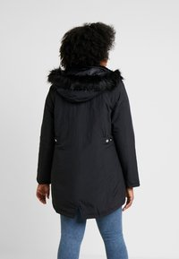CAPSULE by Simply Be - Parka - black - 2