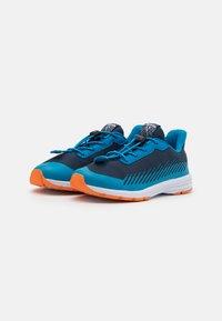 Viking - WILLIAM UNISEX - Hiking shoes - blue/navy - 1