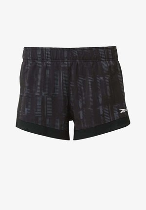 LES MILLS® EPIC LIGHTWEIGHT SHORTS - Sports shorts - black