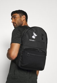 Under Armour - LOUDON LUX BACKPACK - Mochila - black - 0