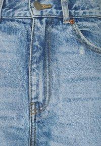 Dr.Denim - NORA - Straight leg jeans - blue jay worn hem - 6