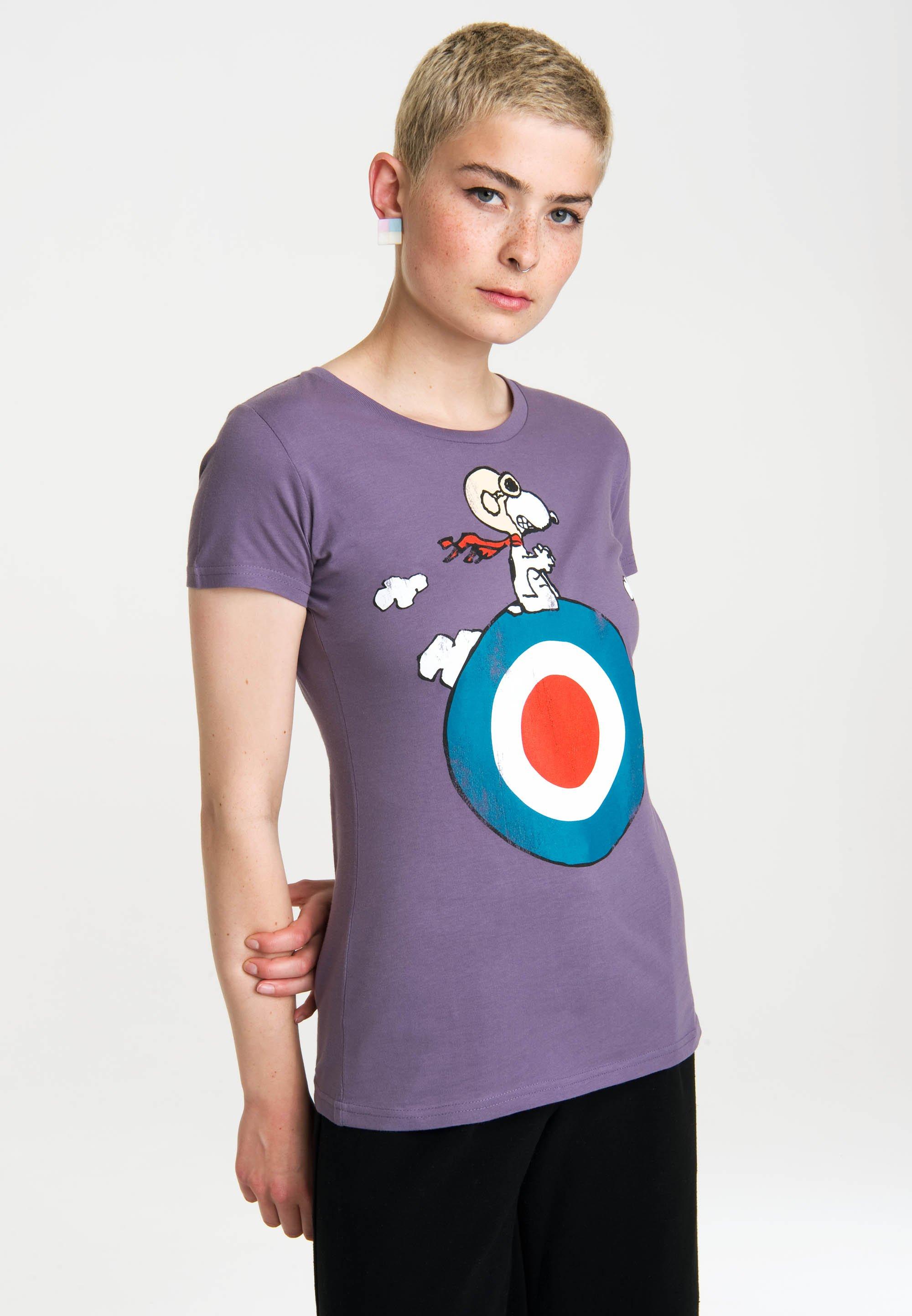 Damen SNOOPY - T-Shirt print