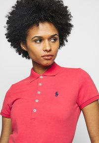 Polo Ralph Lauren - JULIE SHORT SLEEVE - Polo - starboard red - 3