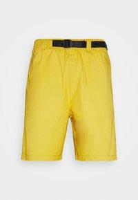 Levi's® - BELTED UTILITY UNISEX - Shorts - yellows/oranges - 5