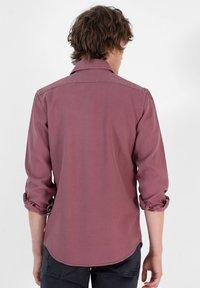 Scalpers - Shirt - burgundy - 2