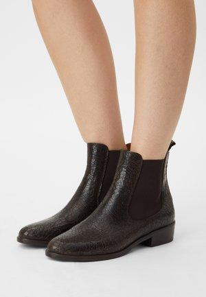 NOLA - Korte laarzen - brown