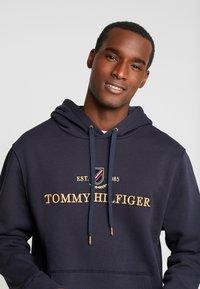 Tommy Hilfiger - ICON HOODY - Kapuzenpullover - blue - 3