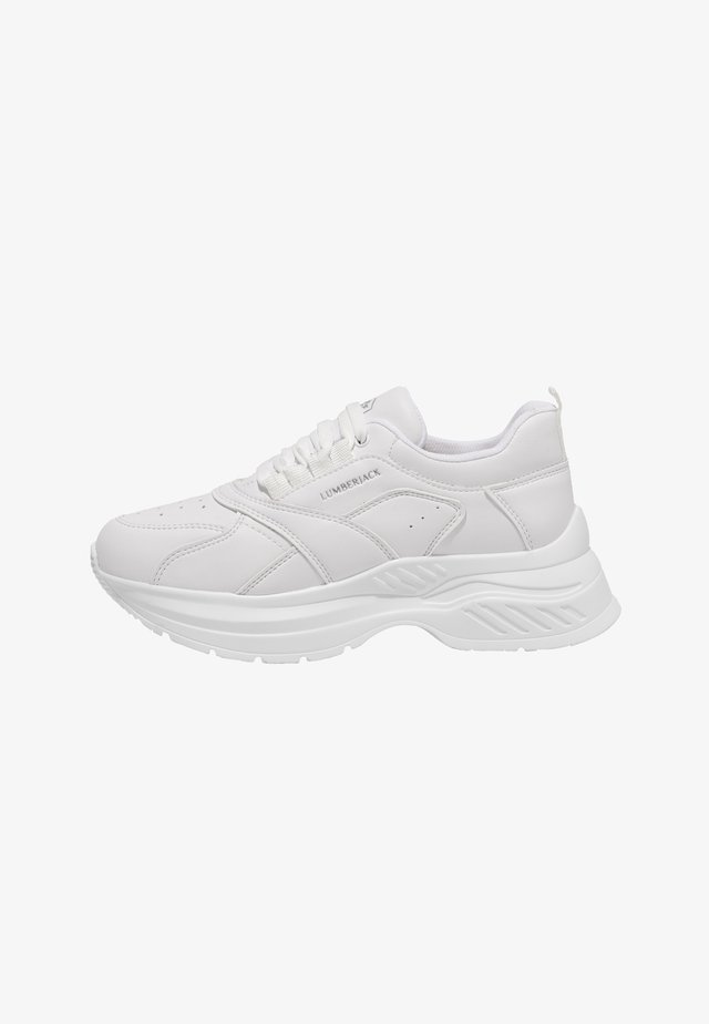 MILENA - Sneakers basse - white