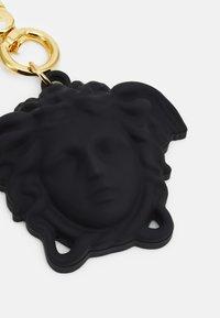Versace - CIONDOLO MEDUSA UNISEX - Keyring - nero/oro - 3