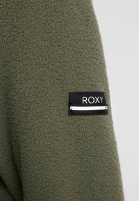 Roxy - DELTINE SPINDYE - Fleecegenser - ivy green - 6