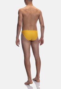 Olaf Benz - Swimming briefs - gelb - 1