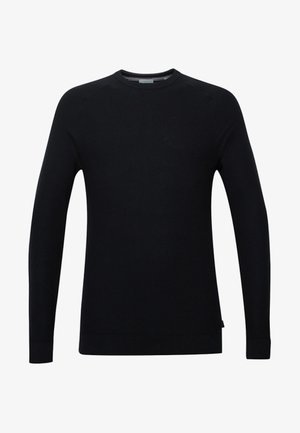 HONEYCOMB - Jumper - black
