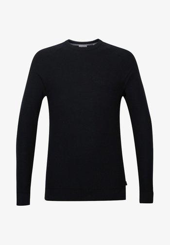 HONEYCOMB - Jersey de punto - black