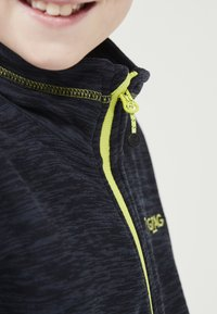 ZIGZAG - TAEBAEK KIDS ACTIV - Fleece jacket - 2048 navy blazer - 6