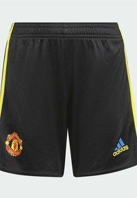 adidas Performance - Sports shorts - blue - 2