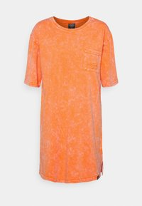Von Dutch - KENDALL - Jersey dress - orange - 0