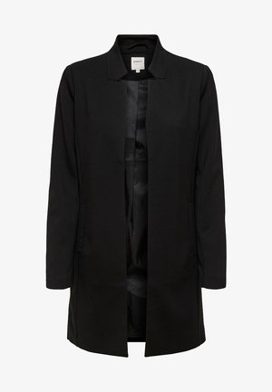 ONLPOPTRASH SOHO - Short coat - black