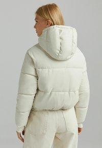 Bershka - Light jacket - off-white - 2