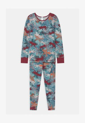 GIRLS - Pyjama set - big tropicalblue