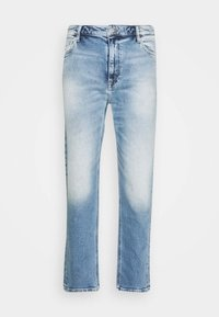 Tommy Jeans - DAD STRAIGHT - Straight leg jeans - barton light blue comfort - 3