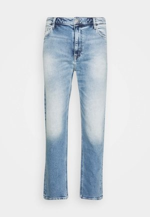 DAD STRAIGHT - Straight leg jeans - barton light blue comfort
