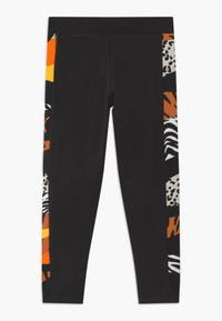 Puma - CLASSICS WILD LEGGINGS - Leggings - black - 1