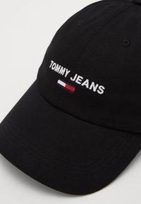 Tommy Jeans - TJM SPORT CAP - Casquette - black - 2