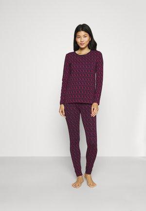 Pyjama - blue dark