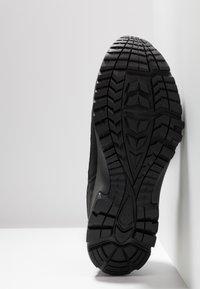 Haglöfs - Hiking shoes - true black/magnetite - 4