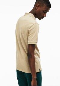 Lacoste - Polo shirt - beige - 3