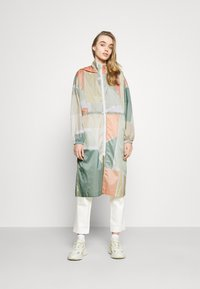 Obey Clothing - SLICE JACKET - Summer jacket - peach multi - 0